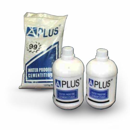 https://tokoaplus.com/foto_products/Aplus 99 – Waterproofing Cementitious (1 Liter + 1.5 kg )