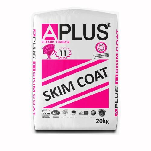 https://tokoaplus.com/foto_products/Aplus 11 - Skimcoat Putih 20kg